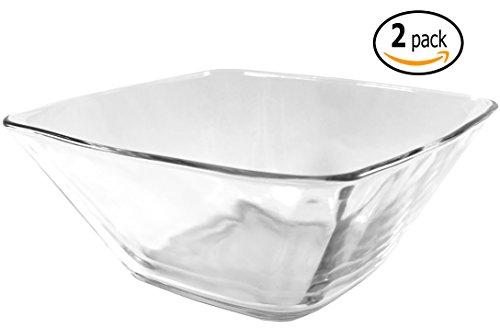 2 Square Bowls - 3
