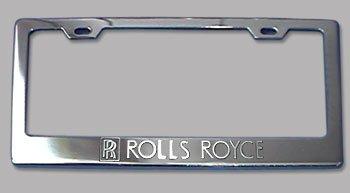 rolls-royce-chrome-license-plate-frame