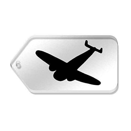 X 66 het van vliegtuig' Mm Duidelijke tg00061947 labels van 34 10 'Silhouet ZAgBxww