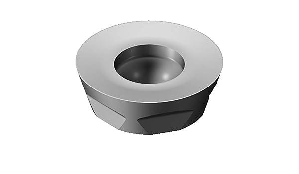 Neutral Cut 1130 Grade Round Zertivo Technology Pack of 10 Carbide Sandvik Coromant R300-2570E-PL 1130 Coro Mill 300 Insert for Milling AlTiCrN