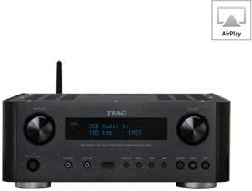 Teac NP-H750-B - Amplificador Reproductor, Negro: Amazon.es ...