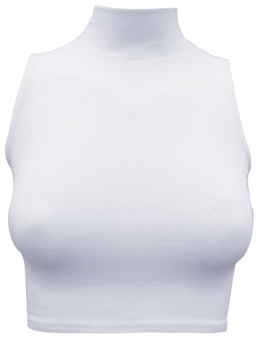 Sofias Closet - Canotta -  donna Multicolore bianco