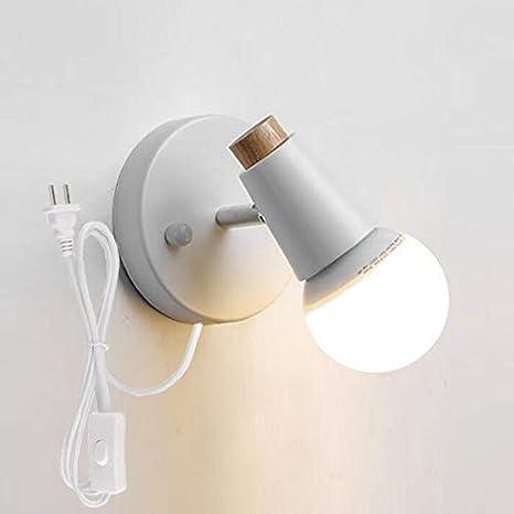 low priced f5369 d2311 STGLIGHTING Modern Wall Light White Base Minimalist Wall ...