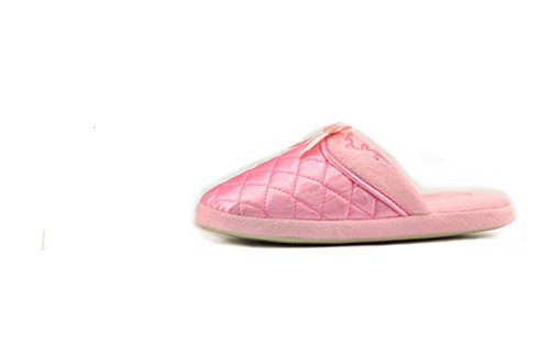 mollygan-womens-check-pattern-soft-house-slipper-for-winter-pink-size-80-85bm-us