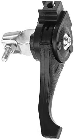 GROOMY Universal-Rasenmäher-Gashebel mit Schraubbefestigung für 23-27mm Lenker-Trimmer