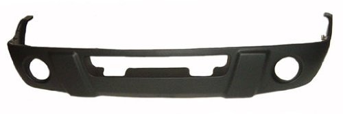 Ford Ranger Valance Replacement - OE Replacement Ford Ranger Front Bumper Valance (Partslink Number FO1095192)