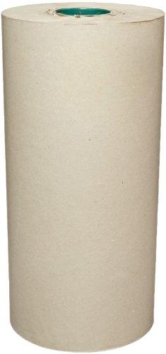Aviditi KPB1850 Fiber Bogus Kraft Paper Roll, 720′ Length x 18″ Width, Gray