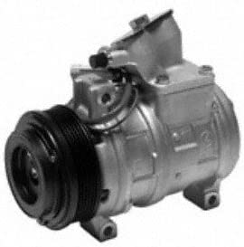 Denso 471-0267 New Compressor with Clutch