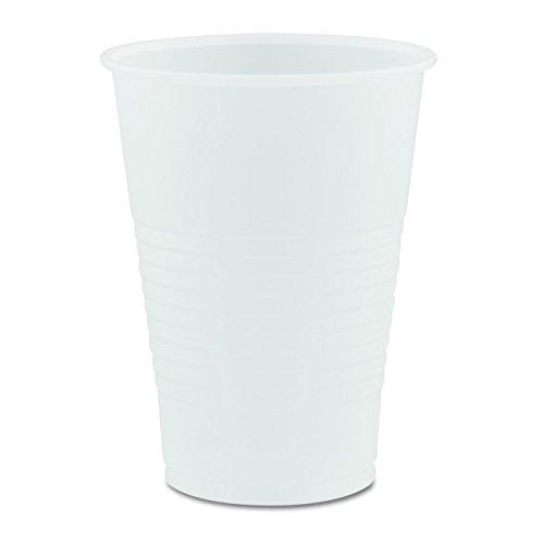 7 Oz Translucent Plastic Cup - 6