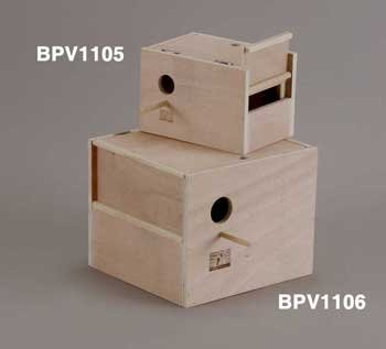 31ZKWe4RgML - Prevue Pet Products BPV1106 Outside Mount Nest Box for Cockatiel, Large
