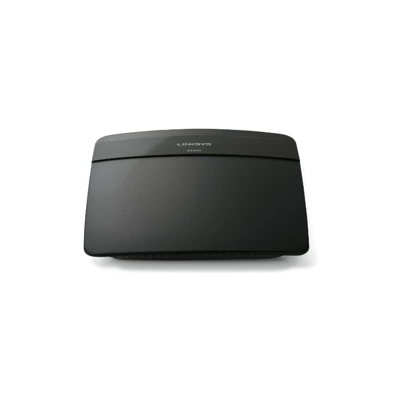 Linksys N300 Wi-Fi Wireless Router with