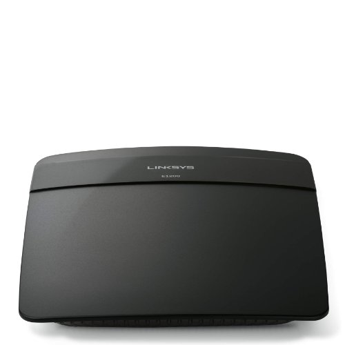 Linksys N300 Wi-Fi Wireless Router with Linksys Connect Including Parental Controls & Advanced Settings ()