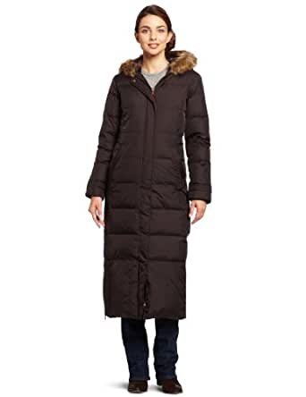 Amazon.com: Tommy Hilfiger Women's Maxi Length Down Coat