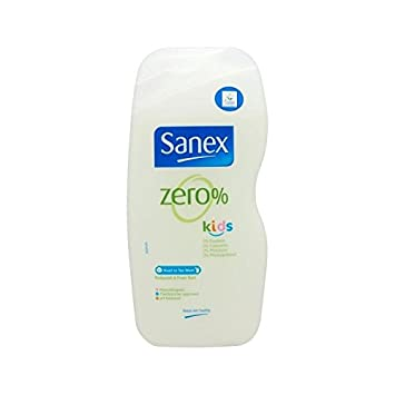 Amazon.com : Sanex Kids Zero% Bodywash & Bath Foam 500ml - Pack of 6 ...