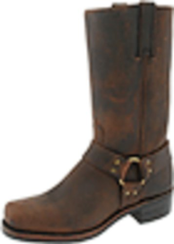 Harness Boots For Men - 4