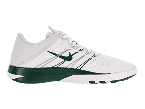 Nike Womens Free Tr 6 Bianco / Gorge Green / Pr Platinum Scarpa Da Allenamento 8.5 Donne Us