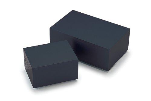 Talboys 949111 Anodized Aluminum Heat Block, 3.75'' Length x 3'' Width x 2'' Height