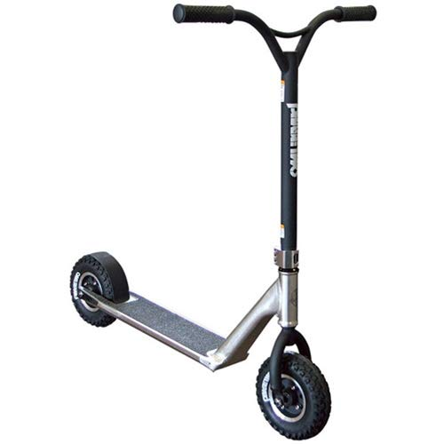 Razor Phase Two Dirt Scoot Diamond Edition Scooter - Silver