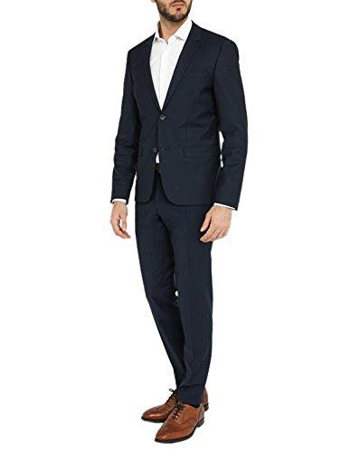 d7e68f6ead2 Calvin Klein - Traje - para hombre azul azul 46  Amazon.es  Ropa y  accesorios
