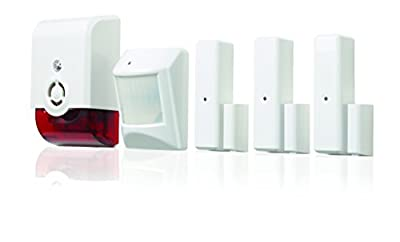 GOCONTROL WNK01-311KIT Premium Z-Wave Home Security Suite