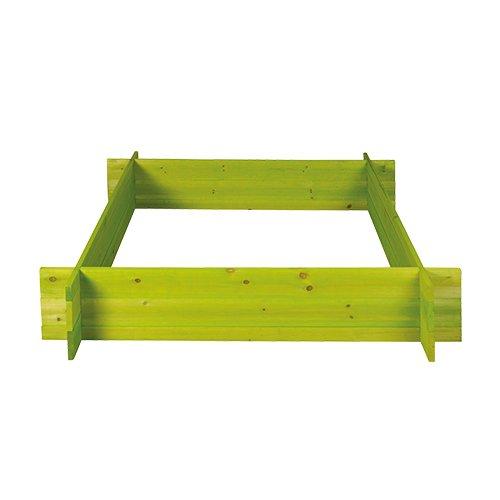 Herstera 11202–Huerto Urbano, 100x 100x 22cm 100 x 100 x 22 cm grün