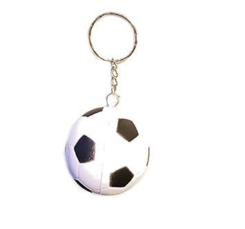 Llavero de pelota de críquet de fútbol: Amazon.es: Oficina y ...