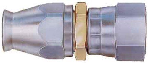 (Aeroquip FBM1103 Hose (6 Steel Swivel Fitting Teflon) )