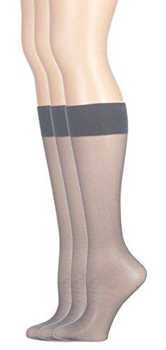 EMEM Apparel Womens Stockings 3 Pack