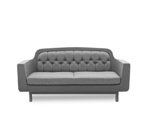 Onkel Sofa 2-Seater, Light Grey