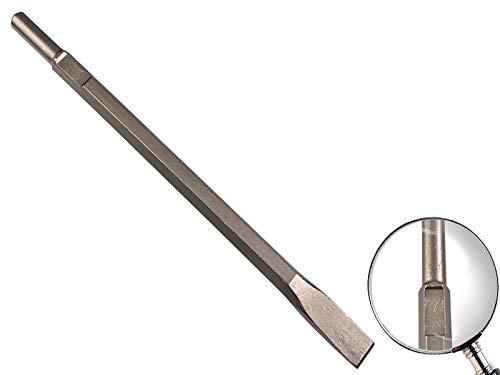 Flachmei/ßel mit Kango-K9-Schaft 21 mm Sechskantaufnahme 25 mm x 445 mm