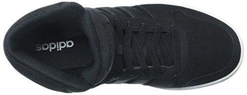 Adidas Originals Mens Cerchi 2.0 Metà Sneaker Nero / Nero / Carbonio
