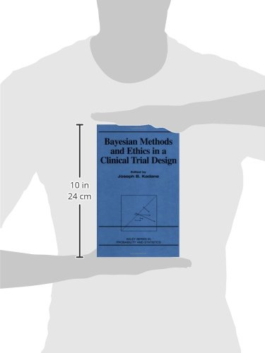 Bayesian Methods and Ethics in a Clinical Trial Design