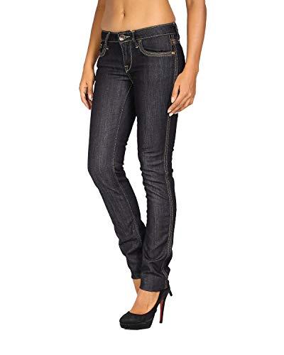 para Milla Vaquero Jeans Mujer Meltin'Pot Azul Skinny Fit aIEzBnqxw