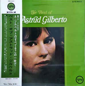 The Best of Astrud Gilberto Japanese Pressing (Best Of Astrud Gilberto)