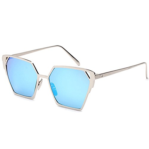 MosierBizne Dazzling Color Anti UV Sunglasses Men And Women - Are Made Walker Sunglasses Where Karen