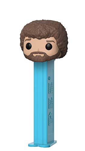 Funko Pop! Pez: Bob Ross 32654 (stem color may Vary)