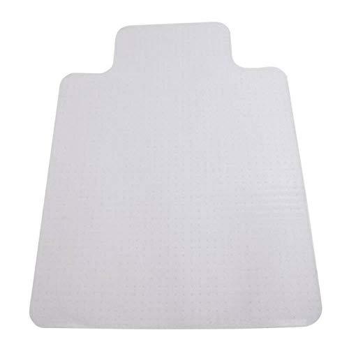 WUIIEN PVC 하드 플라스틱 컴퓨터 책상과 의자 립 바닥 매트 카펫 보호 카펫
