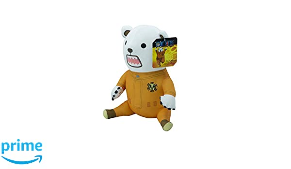 Abystyle-one Piece-peluche-Bepo 25cm