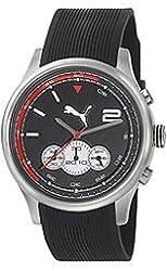 Puma Wheel Chrono - L Silver Men's watch #PU102741002