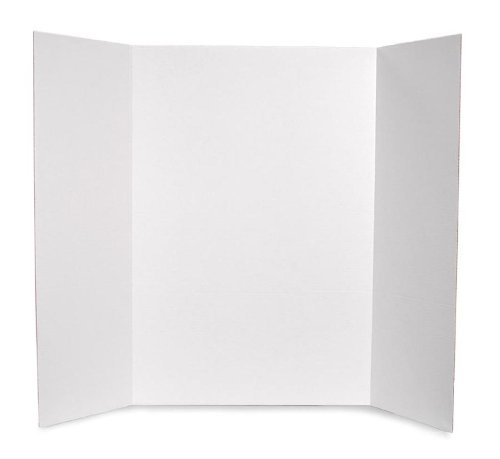 Darice 36-Inch-by-48-Inch Project Display - Board Background