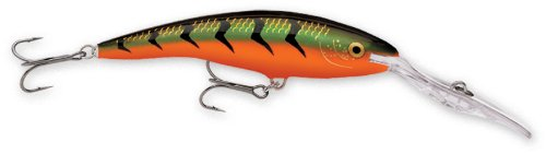 Rapala Deep Tail Dancer 11 Fishing lure, 4.375-Inch, Red Tiger