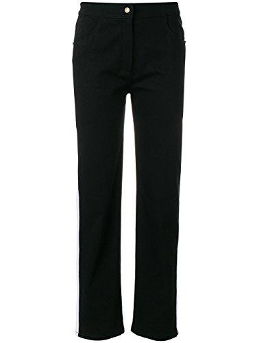 Balmain Femme 125459124K5100C Noir Coton Jeans