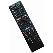 Replacement Remote Control for Sony BDV-E2100 HBD-E2100 HBD-T58 HBD-E380 Blu-ray Disc DVD Home Theater AV System