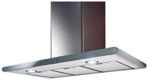 Elica Galaxy WHIX/A/80 - Campana (Canalizado, 570 m³/h, 69 Db, Montado en pared, Color blanco, Sensor): Amazon.es: Grandes electrodomésticos