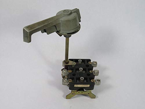 Rotary Disconnect Switch - Allen-Bradley 1494R-N60 Rotary Disconnect Switch, 60A