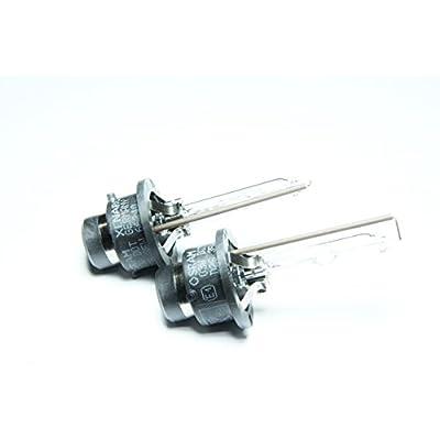 Set of 2 Osram / Sylvania Xenarc (Xenon) D2S Headlight Bulbs # 66240 - NEW OEM - 35W / P32d-2 - Made in Germany - 4004839 , B008B91DUS , 454_B008B91DUS , 61.98 , Set-of-2-Osram--Sylvania-Xenarc-Xenon-D2S-Headlight-Bulbs-66240-NEW-OEM-35W--P32d-2-Made-in-Germany-454_B008B91DUS , usexpress.vn , Set of 2 Osram / Sylvania Xenarc (Xenon) D2S Headlight Bulbs # 66240 -