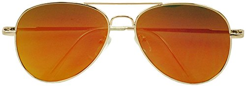 58mm-classic-tear-drop-gold-metal-aviator-flat-mirrored-lens-sunglasses-fire-red-lens-58
