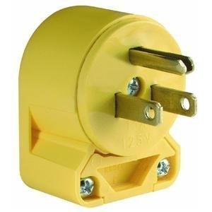 EATON 4867AN-BOX Electric Plug, Yellow
