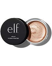 e.l.f. Cosmetics E.l.f. Jelly Highlighter Luminous Glow, (White Gold), 0.44 Fl. Oz, Bubbly, 0.44 Fl Oz