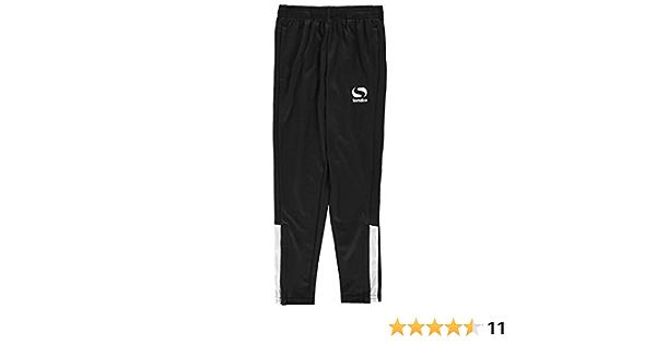 Sondico Kids Strike Training Pants Trousers Jogging Bottoms Junior Boys Zip